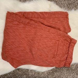 Anthropologie Pants Size Medium Coral